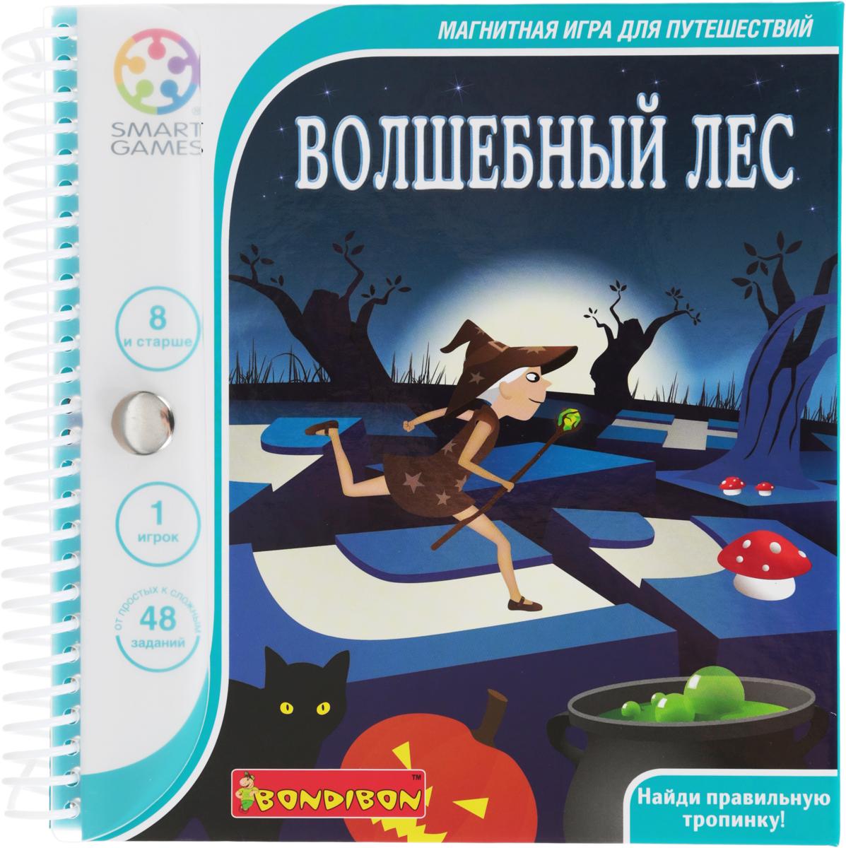 Bondibon Обучающая игра Волшебный лес
