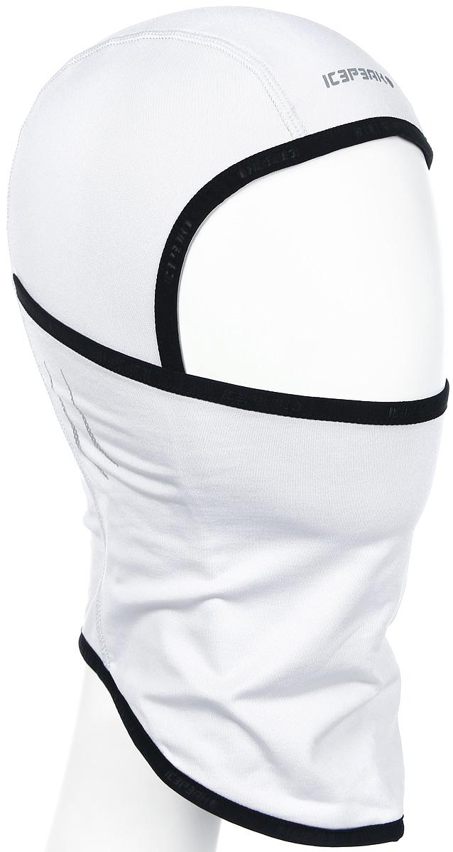 Шапка мужская Icepeak, цвет: серый. 858814584IV-210. Размер универсальный858814584IV-210