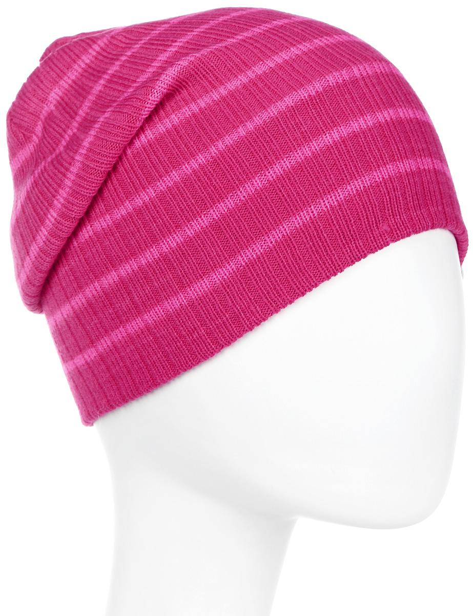 Шапка мужская Icepeak, цвет: фуксия, розовый. 858805579IV-663. Размер универсальный