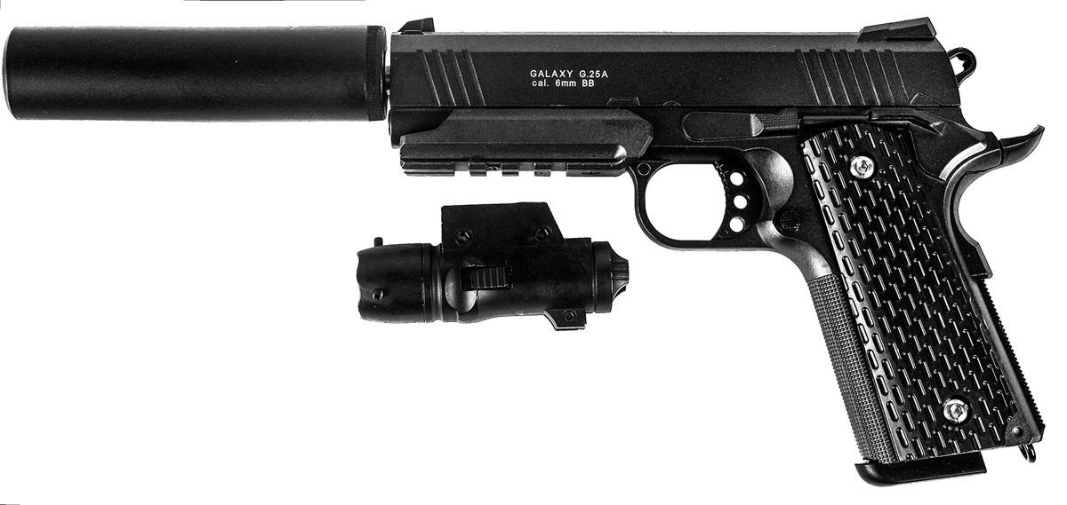 Пистолет софтэйр Galaxy