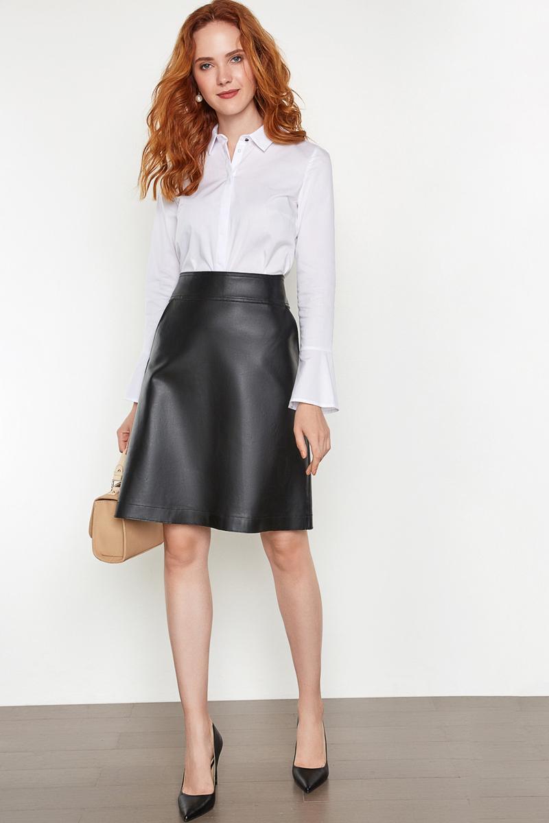 Блузка женская Concept Club Weso, цвет: белый. 10200260187. Размер S (44)10200260187