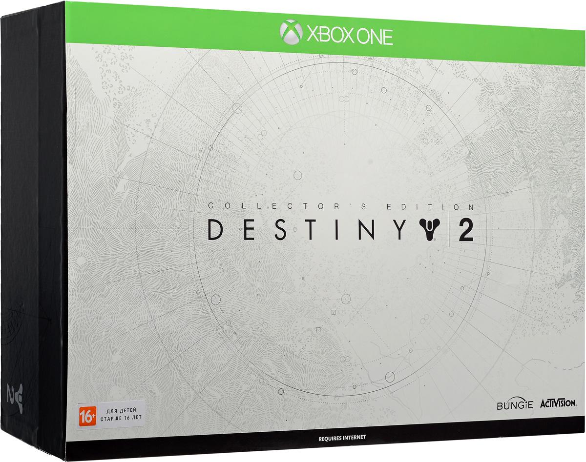 Destiny 2. Коллекционное издание (Xbox One) ведьмак 3 дикая охота издание игра года xbox one
