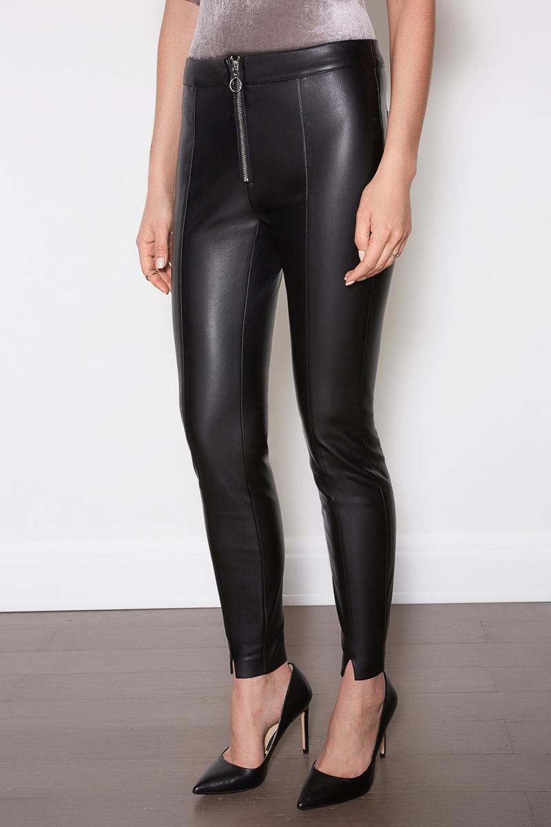Брюки женские Concept Club Raf, цвет: черный. 10200160235. Размер L (48) брюки женские concept club elb цвет розово коричневый 10200160282 1000 размер l 48