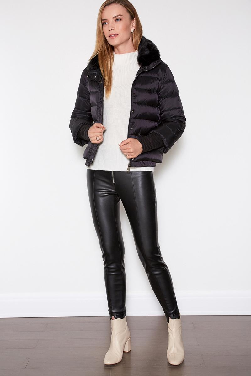 Джемпер женский Concept Club Buff, цвет: молочный. 10200310121. Размер S (44)10200310121