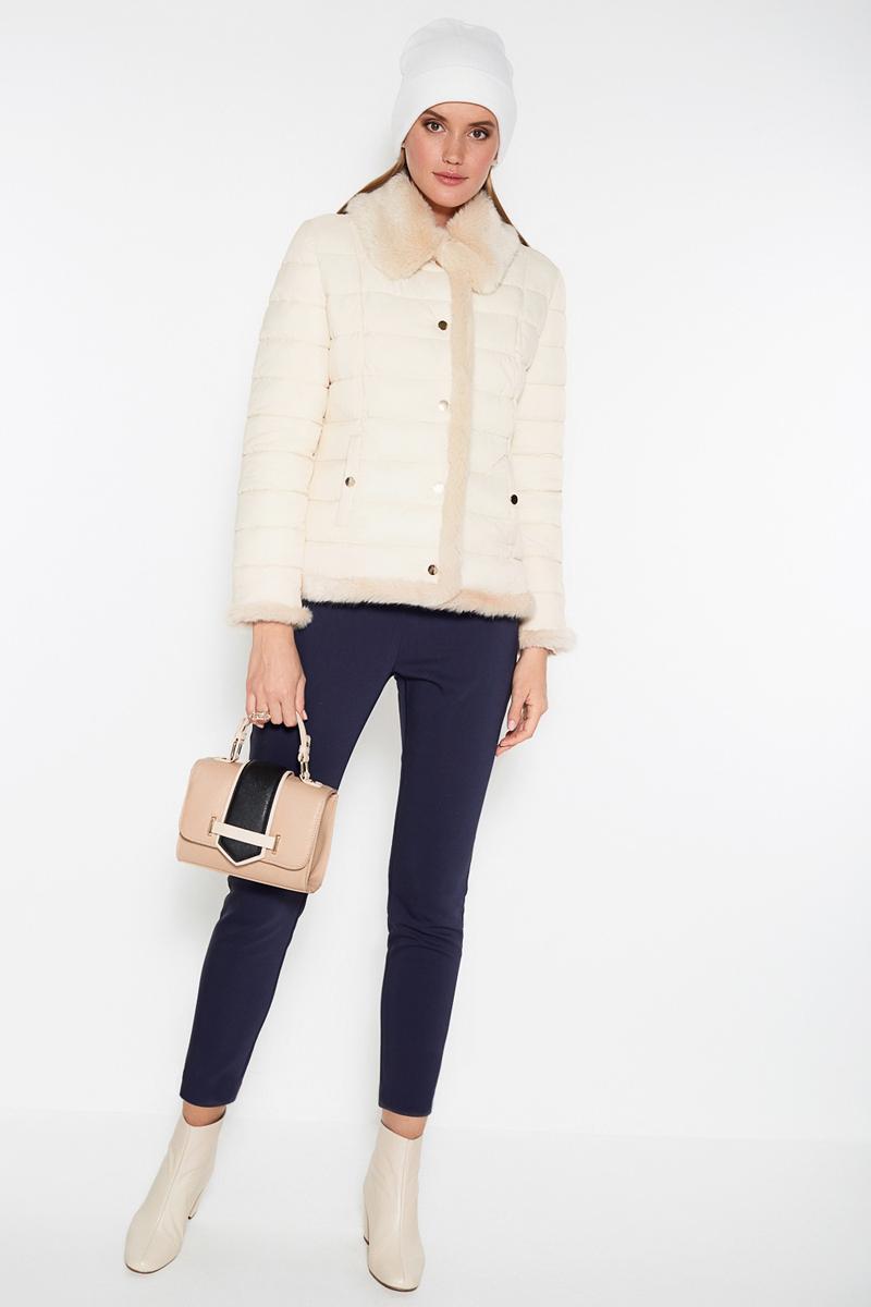 Куртка женская Concept Club Soe, цвет: бежевый. 10200130106. Размер XL (50)10200130106