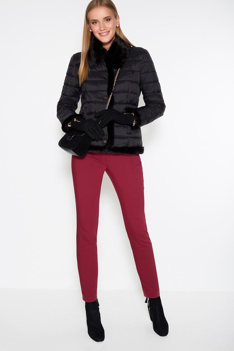 Куртка женская Concept Club Soe, цвет: черный. 10200130106. Размер S (44)10200130106