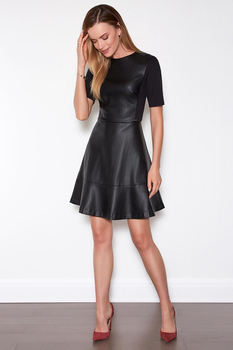 Платье женское Concept Club Damir, цвет: черный. 10200200362. Размер L (48)10200200362