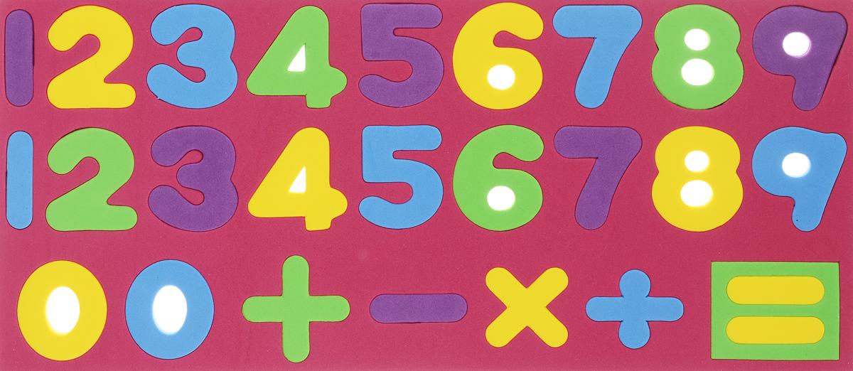Kribly Boo Обучающая игра Набор цифр и знаков kribly boo набордляраскрашивания
