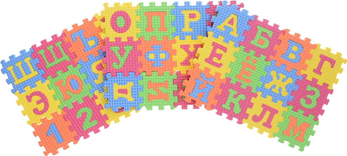 Kribly Boo Пазл для малышей с буквами 62686 игровые коврики орто пазл напольное покрытие микс базовый