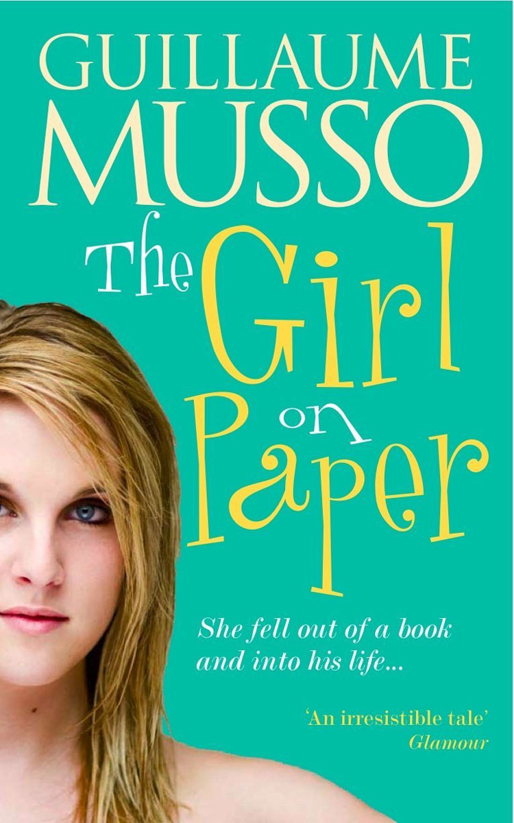 The Girl on Paper matlock paper the