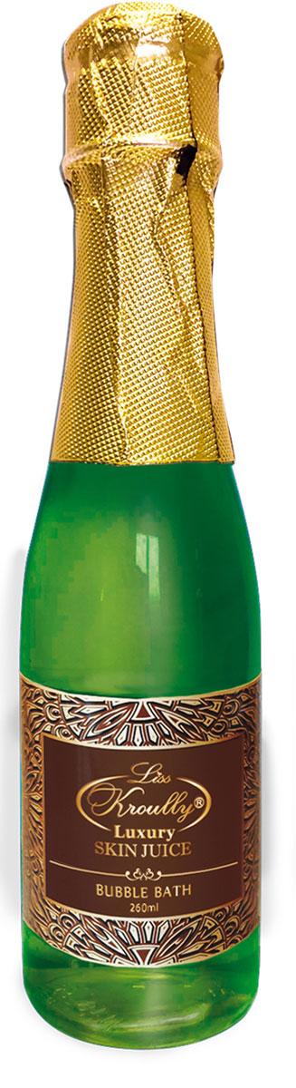Liss Kroulli Пена для ванн Зеленое шампанское, пихта, 260 мл rowenta sf4402f0 liss