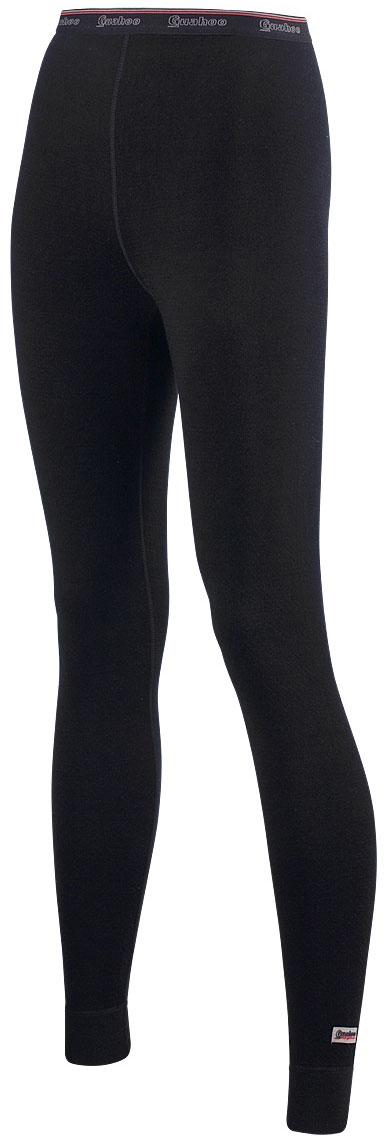 Панталоны женские Guahoo, цвет: черный. 22-0341 Р / ВК. Размер XXL (52)22-0341 Р / ВКМодель из двухслойного полотна, предназначенная для активного отдыха в холодную и очень холодную погоду. Содержит в своем составе шерсть овец породы меринос. Теплое, комфортное в носке изделие отлично садится по фигуре. Модель прекрасно сохраняет форму после стирки.