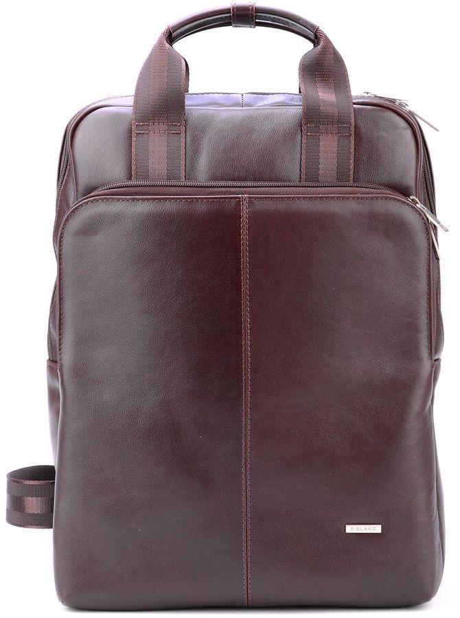 Рюкзак мужской R.Blake Oscar, цвет: коричневый. GOSC00-00ML13-F9113O-K100 ретро рюкзак мужчина пар рюкзак брезент сумка рюкзак для подростков туризм спортивная сумка кемпинг