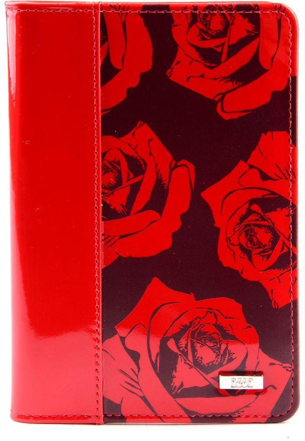 Обложка для паспорта женская Esse  Page , цвет: красный. GPGE00-000000-D6604O-K102 - Обложки для паспорта