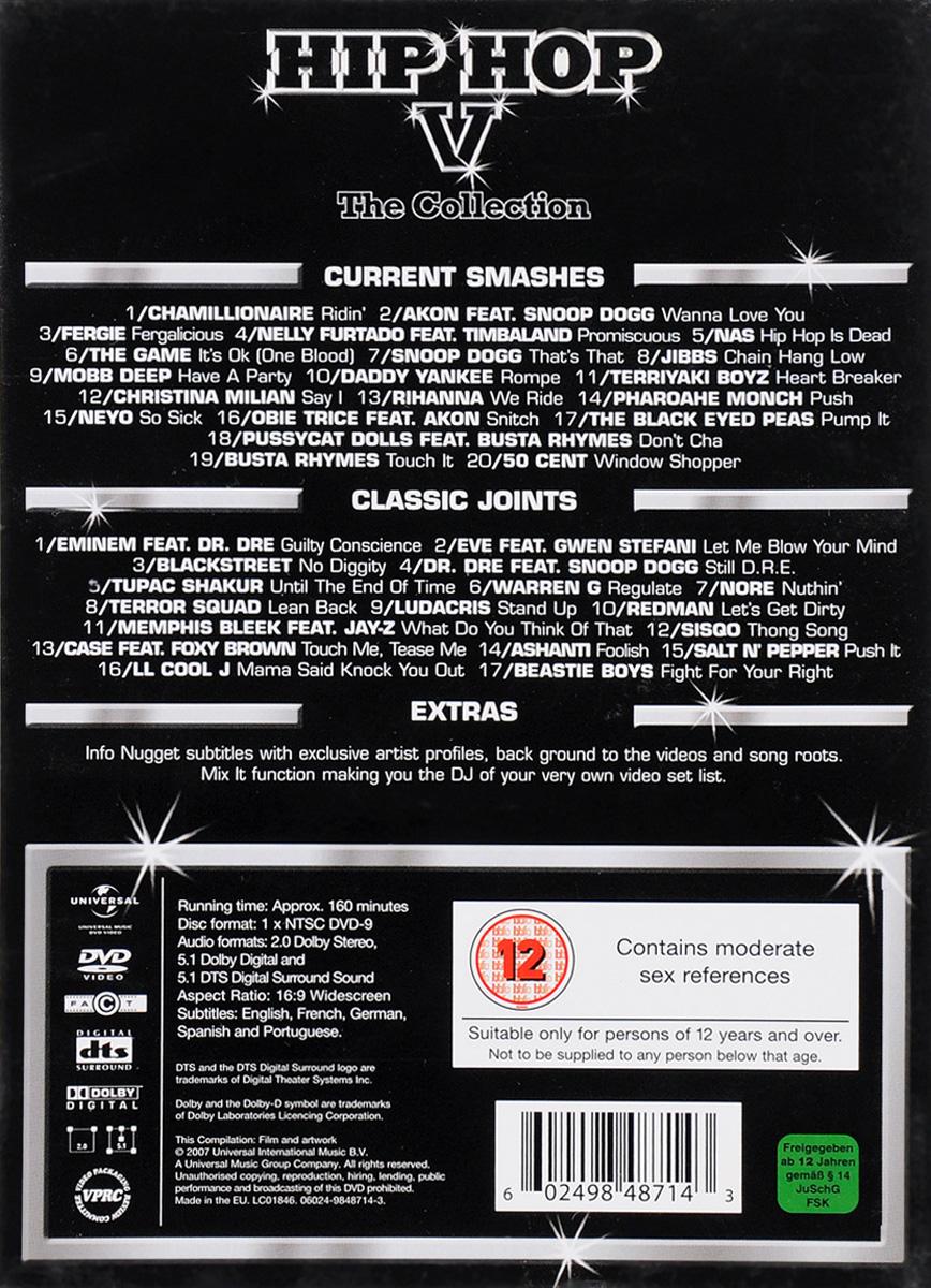 Hip Hop V.  The Collection Universal International Music B.V.