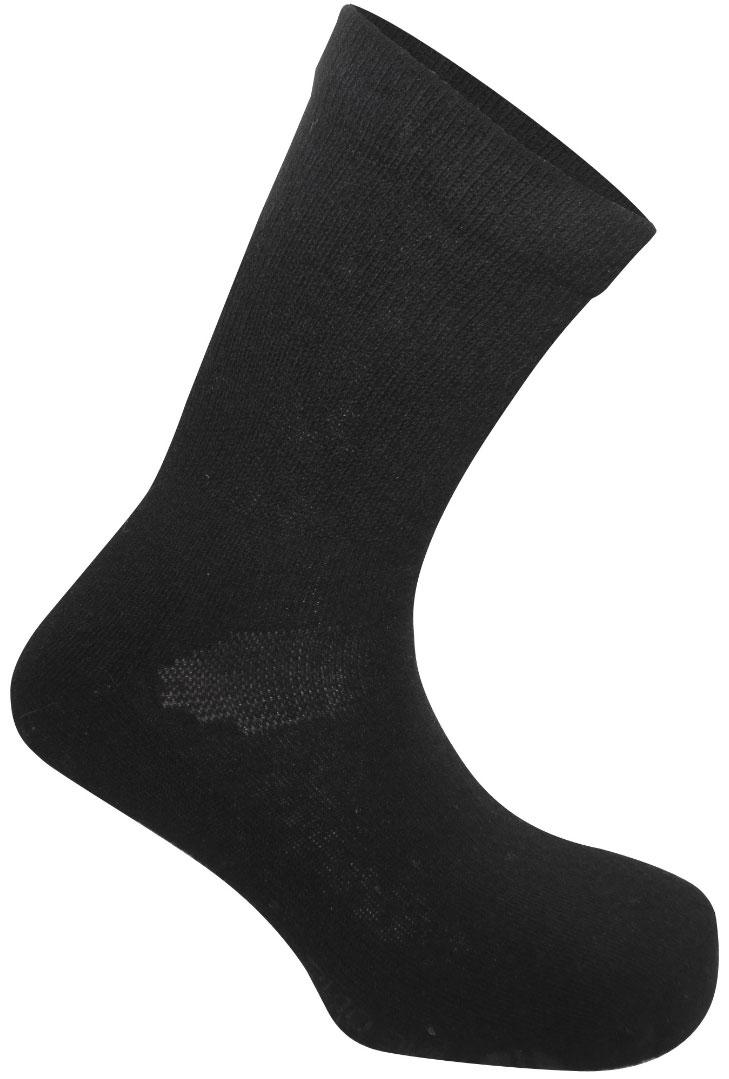 Термоноски Guahoo, цвет: черный. G52-9453CW/BK. Размер 35/38G52-9453CW/BKМногозональные носки с высоким поголенком выполнены из шерсти мериноса, обладают повышенной воздухопроницаемостью и природными антибактериальными свойствами. Сочетание мериносовой шерсти и специальное уплотненное переплетение terry на подошве, пятке и в зоне мыска с дополненной амортизацией, обеспечивают тепло, влаговывод и комфорт для всей ноги.