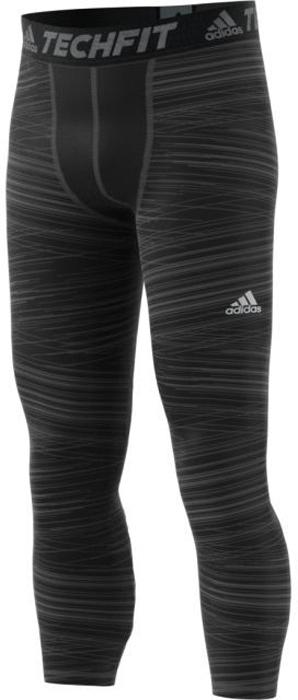 Тайтсы мужские adidas Tf Tig LT CW, цвет: черный. CD3747. Размер L (52/54)CD3747Для атлетов, которые стремятся стать лучшими, холодная погода — всего лишь еще одно препятствие. Эти мужские легинсы хорошо согревают и станут идеальным базовым слоем для зимних тренировок. Компрессионный крой и эластичный трикотаж обеспечивают оптимальную поддержку мышц. Модель дополнена защитой от УФ-лучей 50+.Дышащая технология climawarm™ сохраняет максимум естественного тепла тела даже при отрицательной температуреТехнология techfit® оптимизирует работу мышц, обеспечивая максимальную силу отдачи, ускорение и выносливостьТехнология контроля запаха Polygiene позволяет экипировке дольше оставаться свежей благодаря особому составу с хлоридом серебраМягкий эластичный пояс; защита от УФ-лучей 50+Эта модель — часть экологической программы Adidas: использованы технологии, сберегающие природные ресурсы; каждая нить имеет значение: переработанный полиэстер сохраняет природные ресурсы и уменьшает отходы производстваЛоготип Adidas и надпись Techfit на поясе; логотип Adidas на левой ногеДлина по внутреннему шву 66 см (размер 50)Компрессионный кройТонкий трикотаж: 86% переработанный полиэстер / 14% эластан