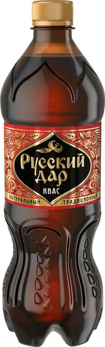 Русский Дар Традиционный квас, 0,5 л никола квас никола традиционный 2л