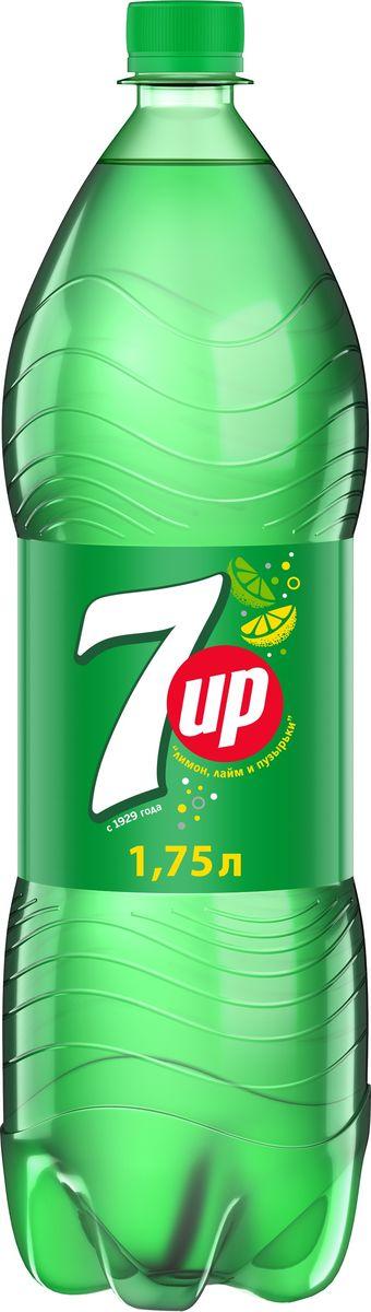 7-UP Лимон-Лайм напиток сильногазированный, 1,75 л340015908/340032432Прозрачный напиток со вкусом лимона и лайма.Без красителей.Без искусственных ароматизаторов.О бренде:7UP - торговая марка газированного напитка со вкусом лимона и лайма, не содержащего кофеина. В 1934 году напиток стал безалкогольным, перед тем, как он стал безалкогольным, в напиток добавлялась небольшая доза алкоголя.