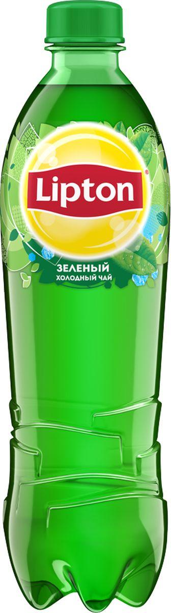 Lipton Ice Tea Зеленый холодный чай, 0,5 л lipton ice tea лайм мята холодный чай 1 5 л