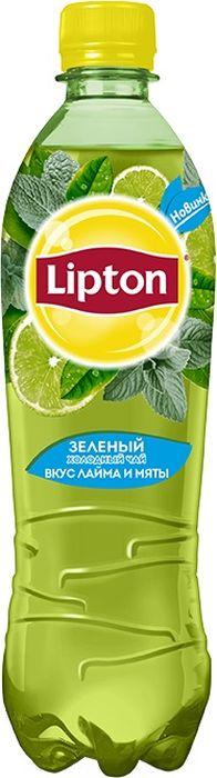 Lipton Ice Tea Лайм-Мята холодный чай, 0,5 л lipton ice tea лайм мята холодный чай 1 5 л