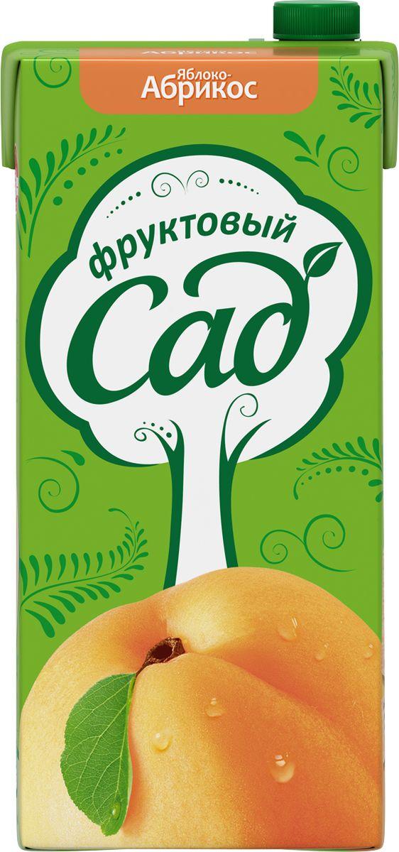 Фруктовый Сад Абрикос-Яблоко нектар с мякотью 1,93 л форадил порошок 12мкг 60 капсулы ингалятор
