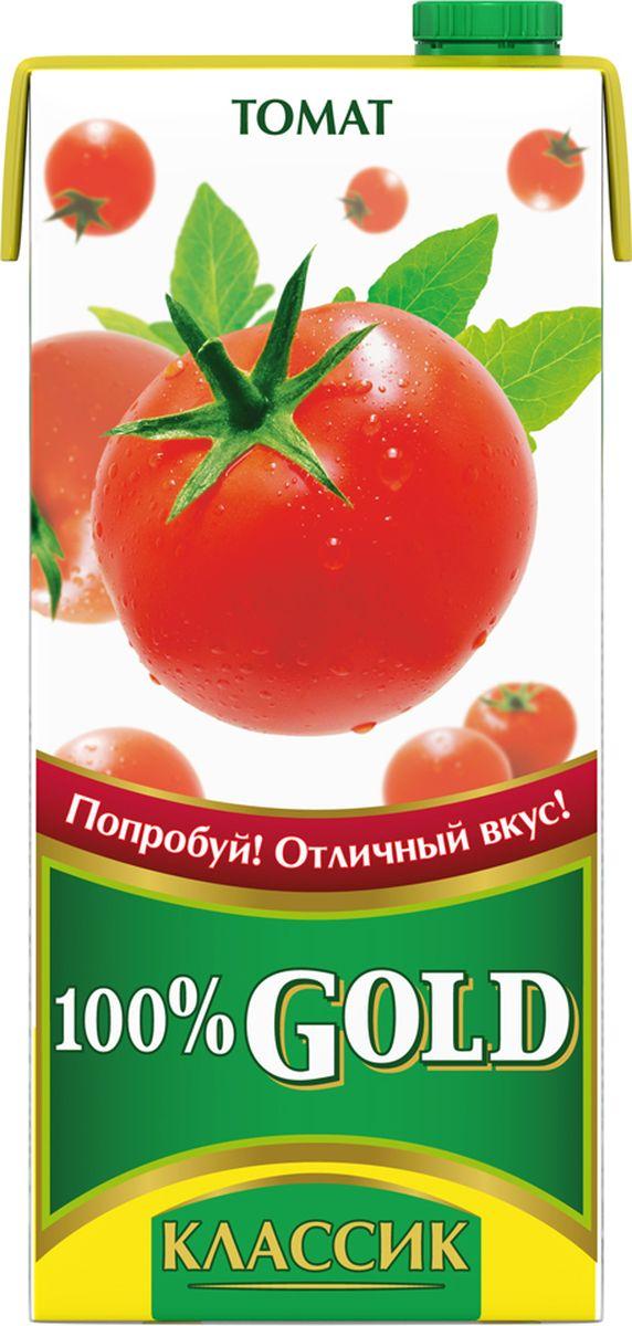 100% Gold Классик Томат с солью нектар с мякотью, 1,93 л340024471Нектары и напитки 100% Gold — это неисчерпаемое богатство вкуса спелых фруктов и овощей, выращенных в самых солнечных уголках планеты. Солнечный свет и тепло насыщают золотистые плоды вкусом. Продукт предназначен для питания детей от 3-х лет. Стерилизованный. Неосветленный. Без консервантов. Изготовлен из концентрированного сока.