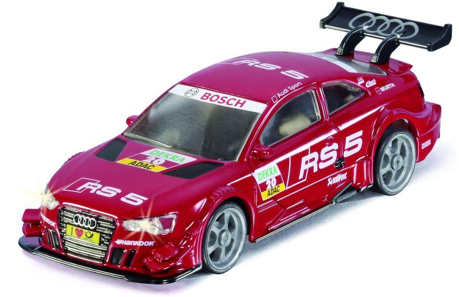 Siku Радиоуправляемая модель Audi RS5 DTM автомобиль siku бугатти eb 16 4 1 55 красный 1305