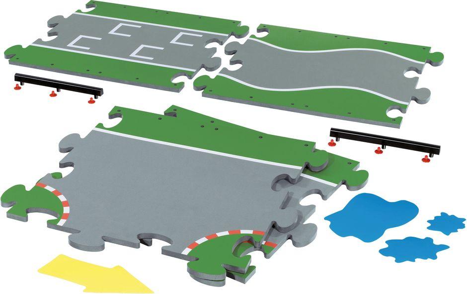 Siku Комплект специальных участков автодрома 6853 игрушка siku ауди r8 8 0 3 7 2 4см 1430