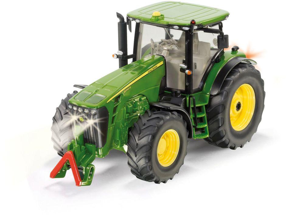 Siku Трактор John Deere 8345R на радиоуправлении 6881 tomy трактор на радиоуправлении john deere