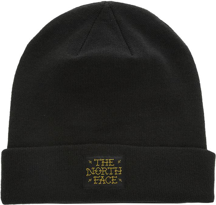 Шапка The North Face Dock Worker Beanie, цвет: черный. T0CLN5UJF. Размер универсальныйT0CLN5UJFПростая классическая модель шапки-бини сочетает в себе интересный винтажный стиль и традиционную вязку, обеспечивая тепло в любую погоду в городе. Регулируемый отворот можно подвернуть или опустить.