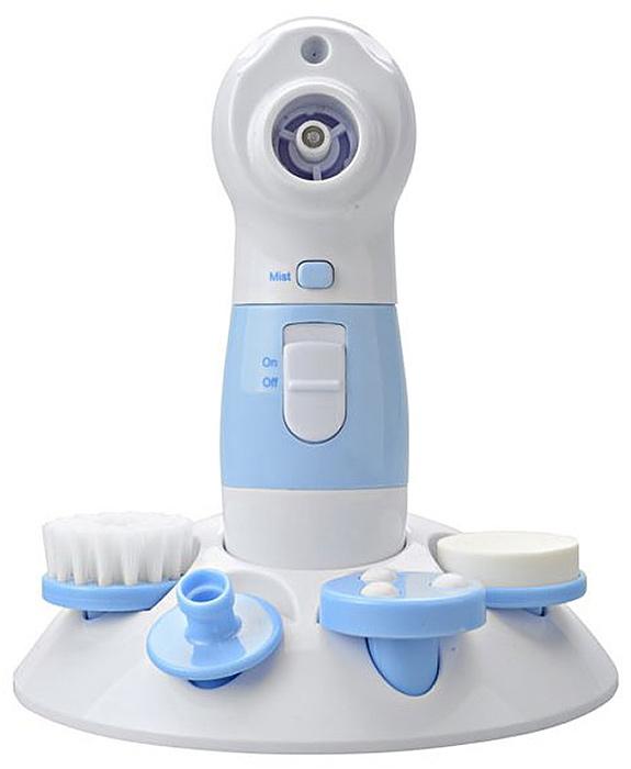 Gezatone Аппарат для вакуумной чистки кожи 4 в 1 Super Wet Cleaner PRO - Косметологические аппараты