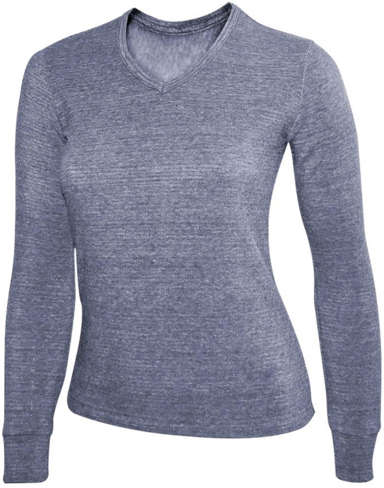 Фуфайка женская Laplandic, цвет: серый. L21-9251S/GY. Размер S (44)