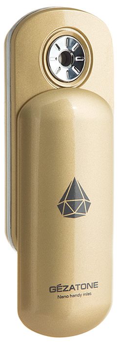 Gezatone Увлажнитель для кожи лица NanoSteam, AH903
