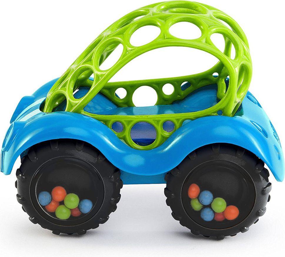 Развивающая игрушка oball разноцветная гантелька