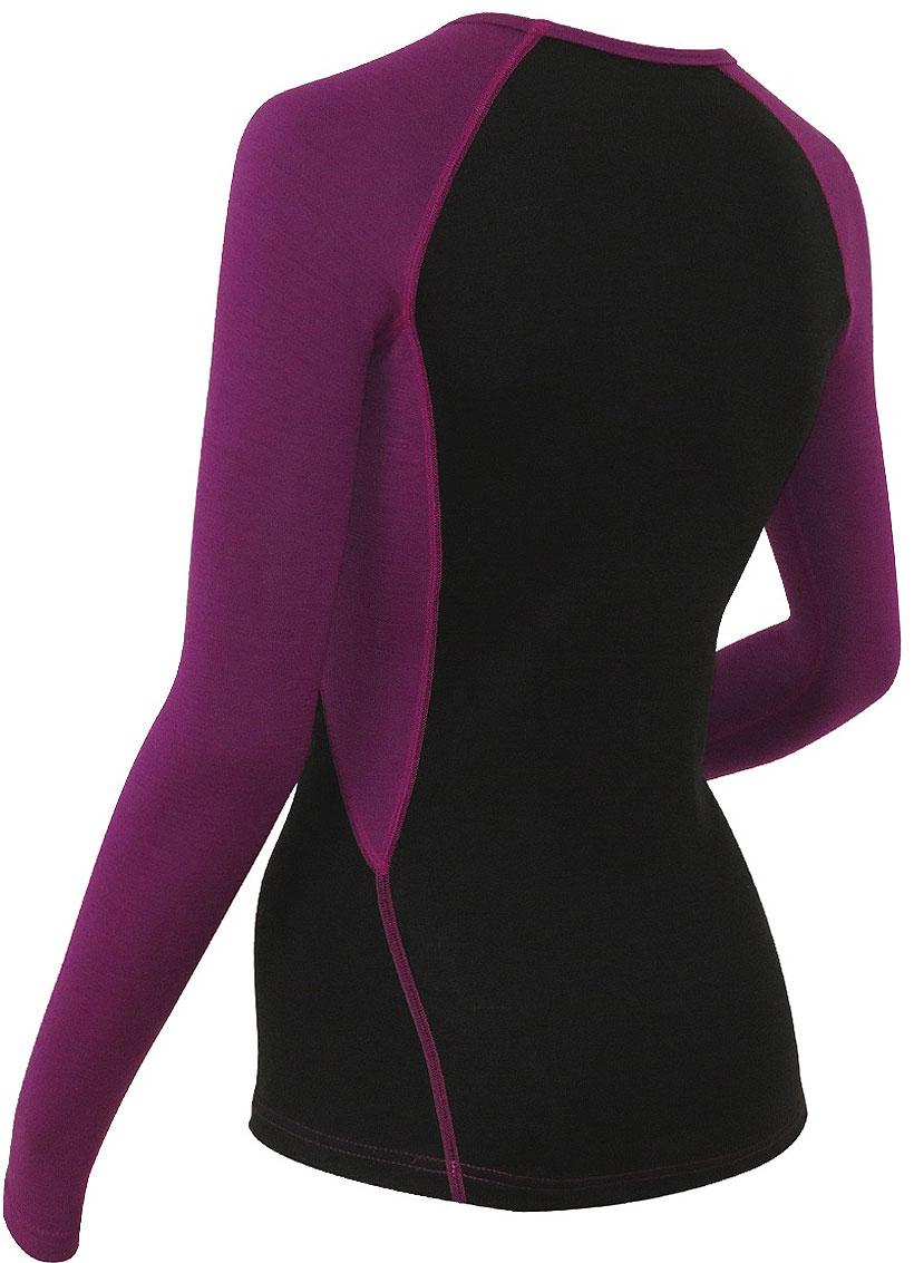 Фуфайка женская Guahoo, цвет:  черный.  G22-9481S/BK-LC.  Размер L (48)