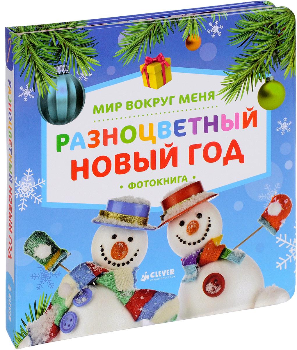 Zakazat.ru: Мир вокруг меня. Разноцветный Новый год. Фотокнига. Татьяна Коваль