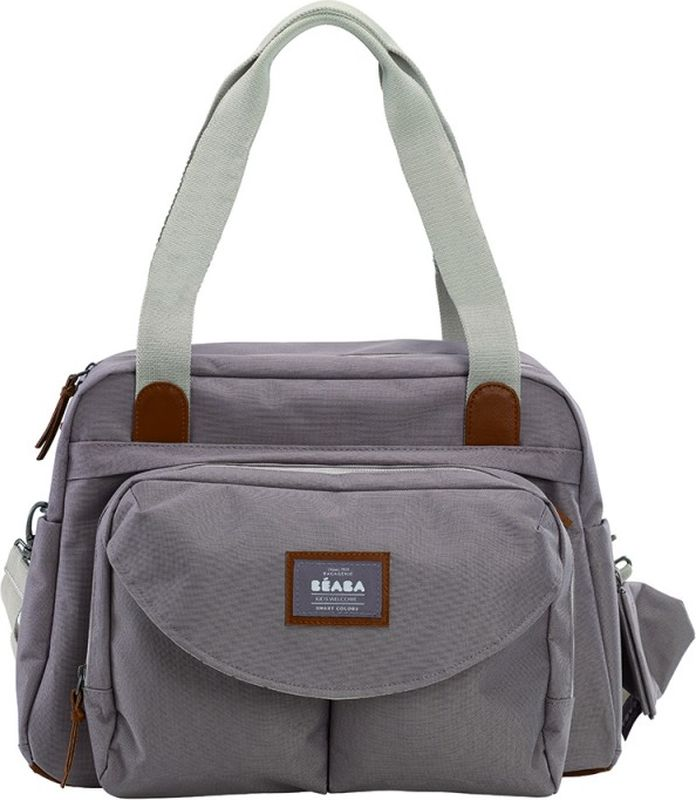 Beaba Сумка для мамы Geneva Changing Bag Ii Taupe
