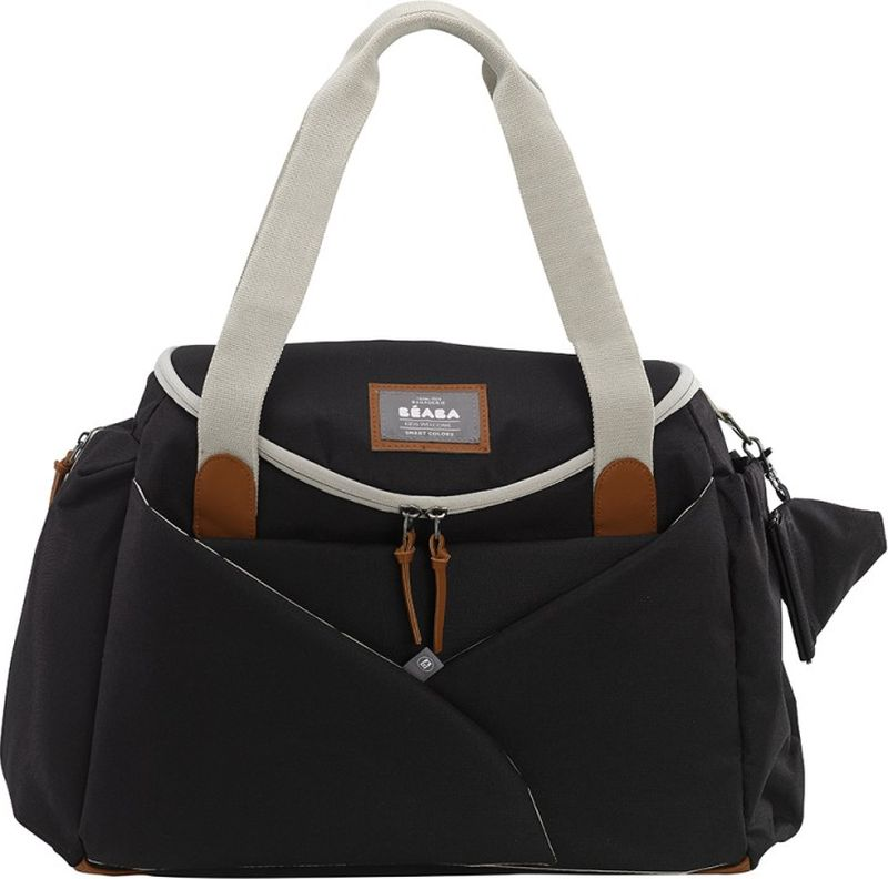 Beaba Сумка для мамы Sydney Changing Bag Black - Сумки для мам