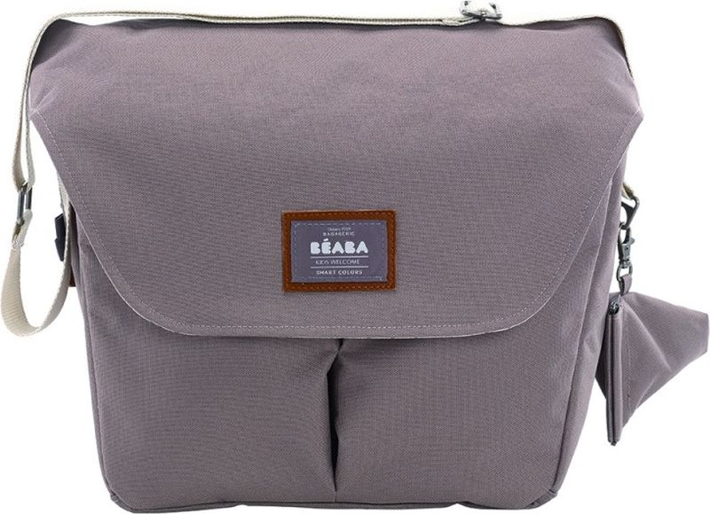 Beaba Сумка для мамы Vienna Changing Bag Taupe