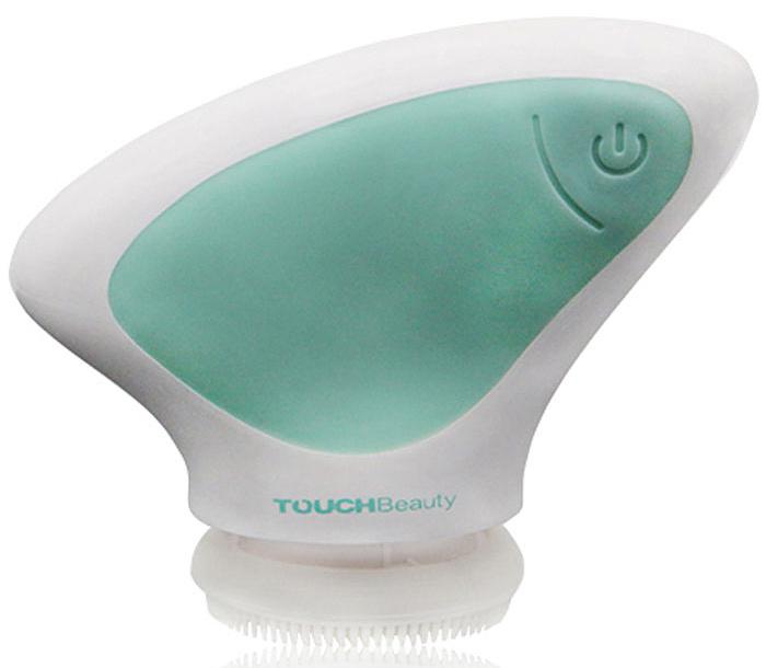 Touchbeauty AS-1288 прибор для очищения кожиAS-1288_светло-бирюзовыйВ приборе для очищения кожи Touchbeauty используется инновационная разработка – 22000 ультразвуковых вибрации в минуту. Прибор способен удалить в 6 раз больше загрязнений, чем при применении обычных средств для очищения. Идеален для чувствительной кожи.После очищения этим устройством поры лучше дышат, а косметические средства по уходу за кожей лучше и глубже проникают в кожу, и таким образом работают значительно более эффективно.