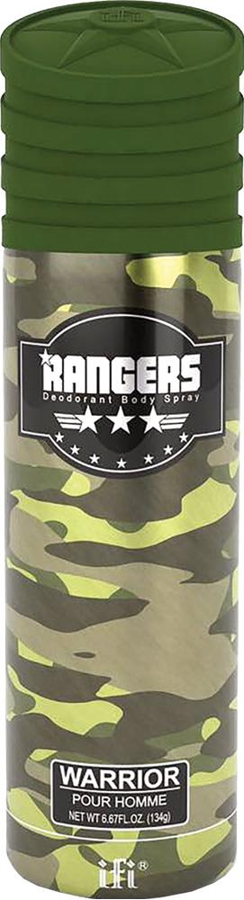 Rangers Дезодорант Warrior M Deo Spr, 200 мл