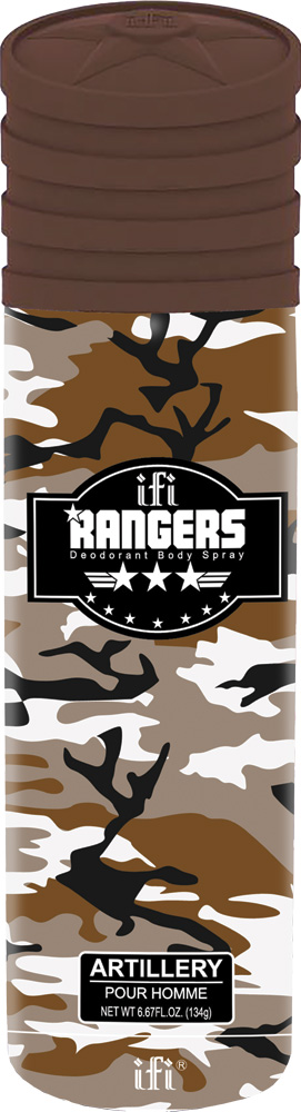 Rangers Дезодорант Artillery M Deo Spr, 200 мл faconnable faconnable stripe m edt spr 30 мл