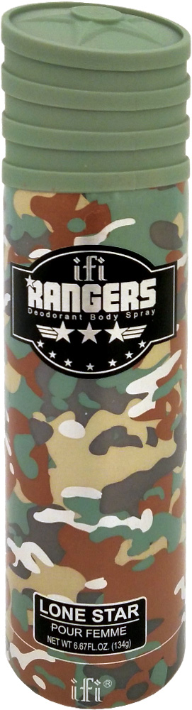 Rangers Дезодорант Lone Star W Deo Spr, 200 мл lone official lone official tuckassee take