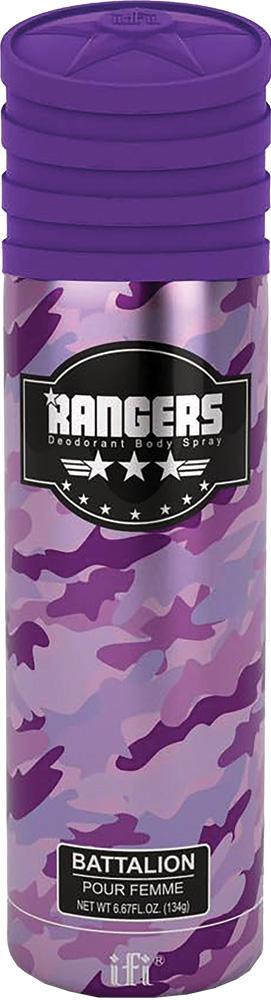 Rangers Дезодорант Battalion W Deo Spr, 200 мл lancome poeme w edp spr 100 мл тестер