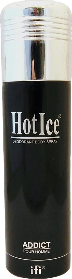Hot Ice Дезодорант Addict M Deo Spr, 200 мл