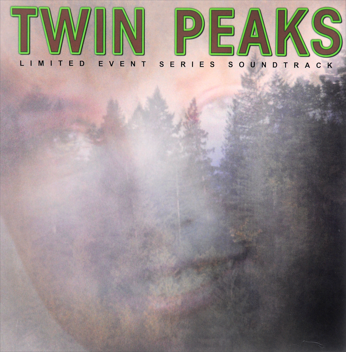Twin Peaks. Limited Event Series Soundtrack (2 LP) виниловая пластинка various artists twin peaks limited event series soundtrack score