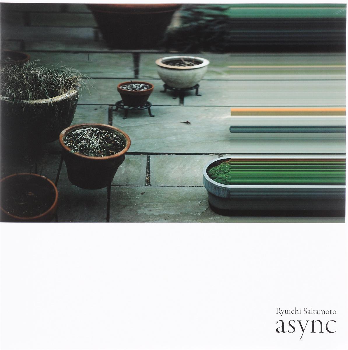 Рюичи Сакамото Ryuichi Sakamoto. Async (2 LP)