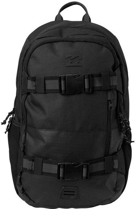 Рюкзак Billabong Command Skate Pack, цвет: черный, 27 л. F5BP03F5BP03Стильный городской рюкзак с дополнительными возможностями.