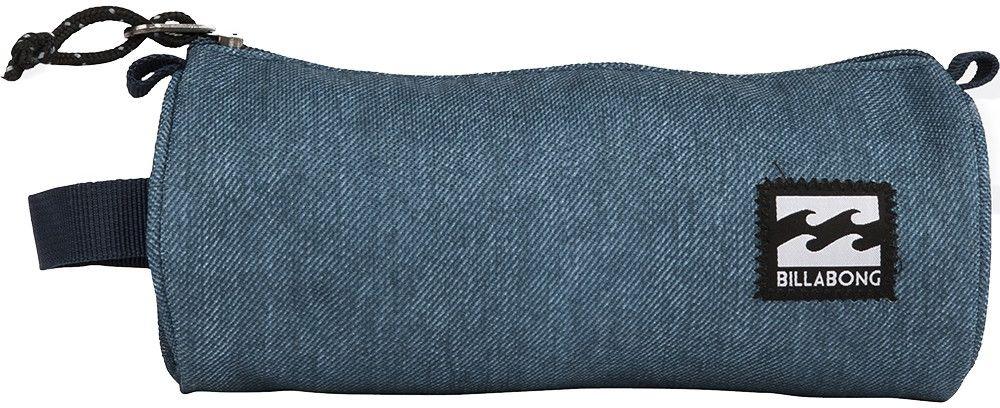 Пенал Billabong  Barrel Pencil Case , цвет: светло-голубой. F5PE01 -  Пеналы